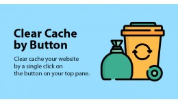 Clear Cache by Button