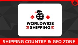 Shipping Charge Country  and Geo Zone For 2.x By..