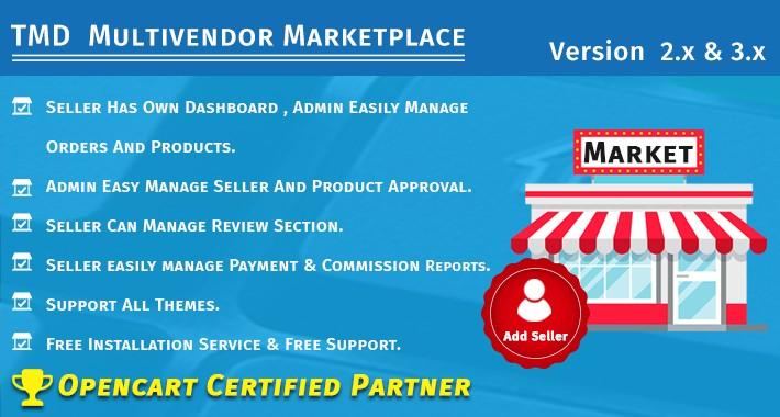 Multivendor Multi Seller/supplier Marketplace