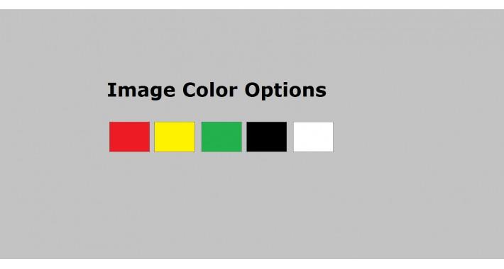 Image Color Options