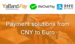 YabandPay | WeChat Pay and Alipay | 欧洲微信..