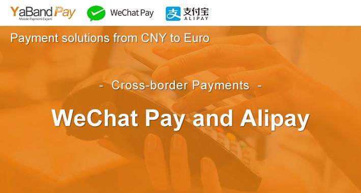 YabandPay | WeChat Pay and Alipay | 欧洲微信支付和支付宝