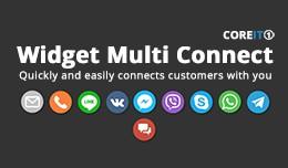 Widget Multi Connect