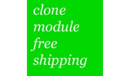 clone module free shipping