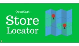 OpenCart Store Locator