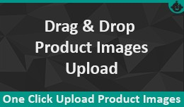 Drag & Drop  Product Images Upload By Sainent