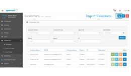 (2.x / 3.x) Import Customers