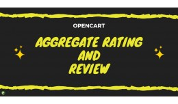 OpenCart Aggregate Rating-Reviews