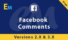 Facebook Comments  (Free)