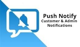 (2.x/ 3.x) Push Notification To Customers