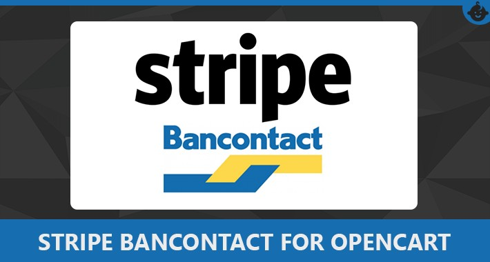 Stripe Bancontact Payment Gateway for Opencart By Sainent