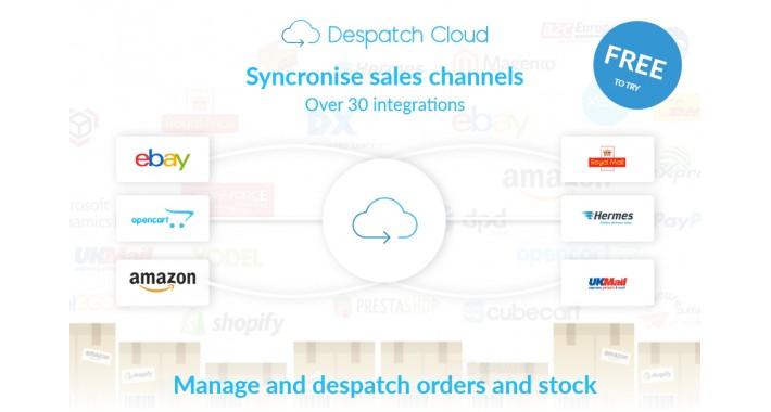 Despatch Cloud Multichannel Order & Stock Management