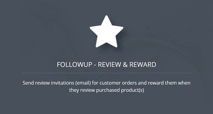 FollowUP - Review & Reward