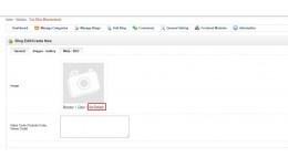 Set default image for PavBlog posts