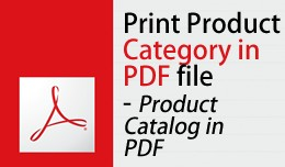 Category Page PDF Generator
