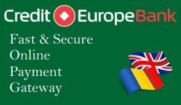 CreditEurope Payment Gateway