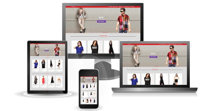 Opencart Fashion Theme Version 3.0 +