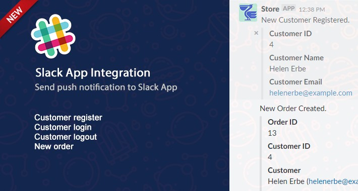 Slack Integration - Send Push Notification To Slack App
