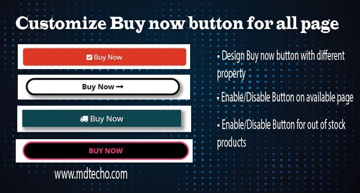 Customize Buynow Button Pro