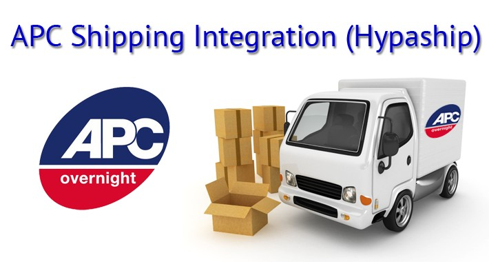 APC Shipping Integration (Hypaship)