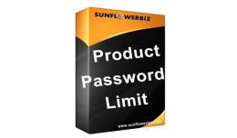 Set Password For Each Product