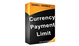 Currency Payment Limit