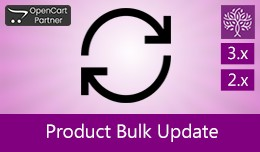 Product Bulk Update