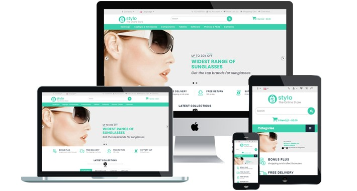 Stylish Multi Purpose/Fashion Opencart Theme 2.0+, 3.0+