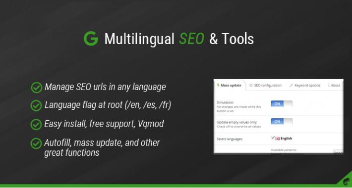Multilingual SEO & Tools