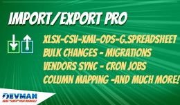 Import/Export PRO - The most complete importer f..