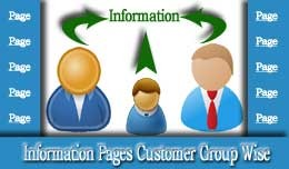 Information Pages-Customer Group Wise, attach do..