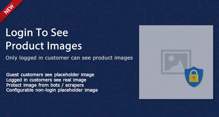 Login To See Product Images - Protect From Scrapers