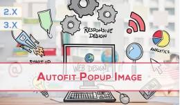 Autofit Popup Image