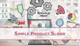 Simple Product Slider (4 in 1) with Product Tab ..