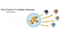 Ship Products To Multiple Addresses (Members Only)