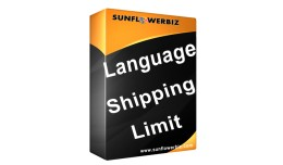 Language Shipping Limit