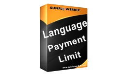 Language Payment Limit