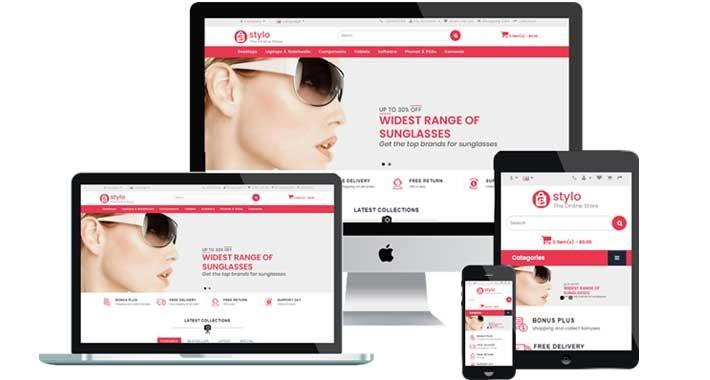 Stylish Fashion/Multi-purpose Opencart Theme 2.0 x, 3.0x
