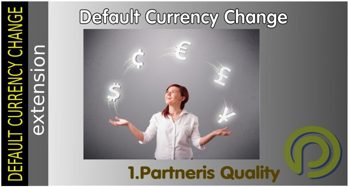 Default Currency Change