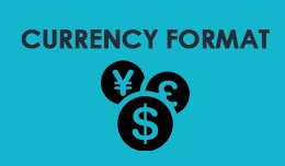 Currency Format Product List