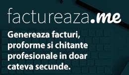 factureaza.me - factura fiscala in format romanesc