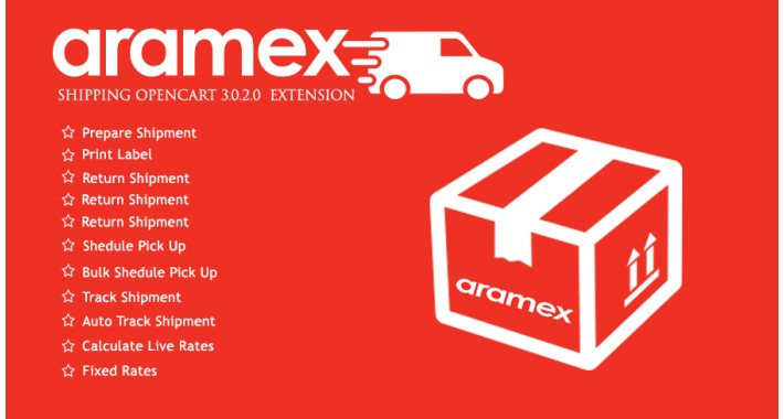 Aramex Shipping Pro
