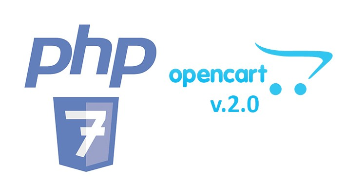 PHP 7.x support for OC v.2.3.0.2