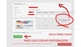 VQMOD - MODULO DE PAGO FLOW API EXTERNO PARA MUL..