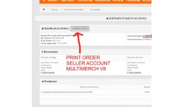 PRINT ORDER BUTTON, FOR MULTIMERCH V8.7 AND USER..