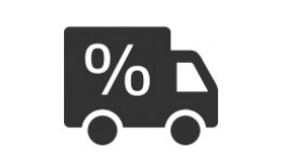 Percentage Shipping OC3