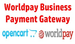 Worldpay Business Payment Gateway for OpenCart 3..