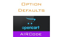 Default Option Values