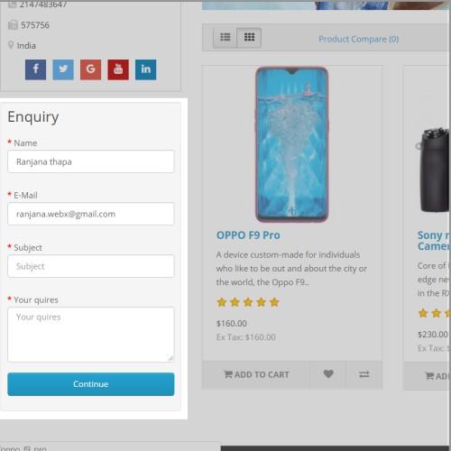 OpenCart - MultiVendor Marketplace
