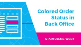 Colored Order Status in Back Office